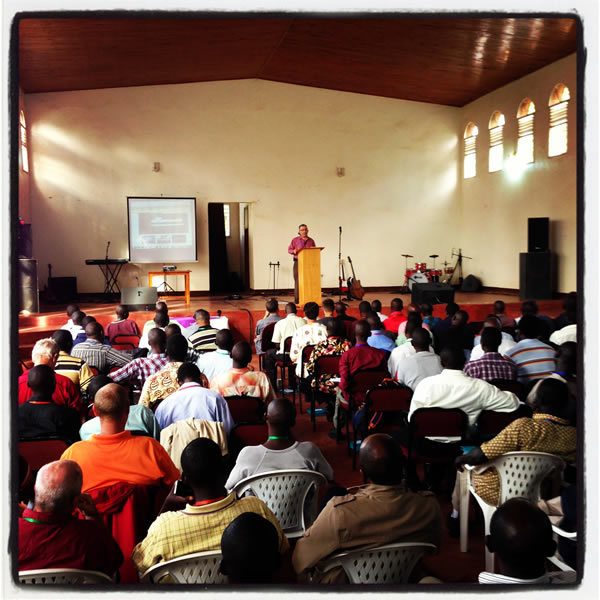 First Annual East Africa Pastors Conference