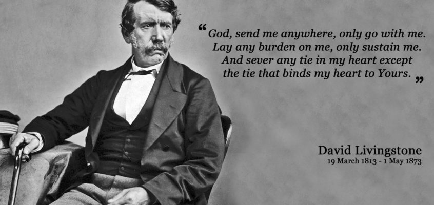 10 Inspiring Missionary Quotes by David Livingstone
