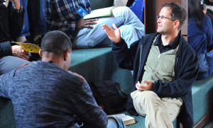 Jason Stead at the 2015 Calvary Chapel Africa Missions Conference