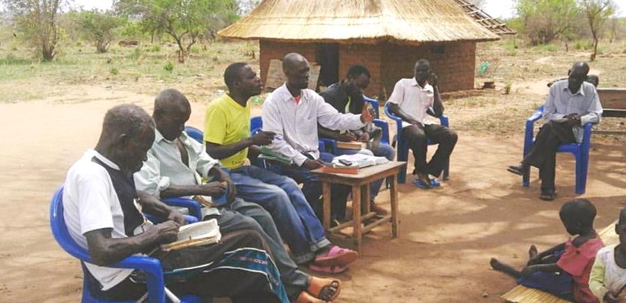 East Africa Discipleship