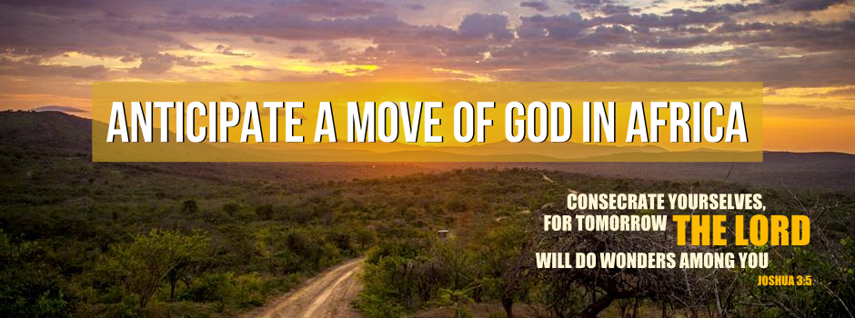 Anticipate a Move of God