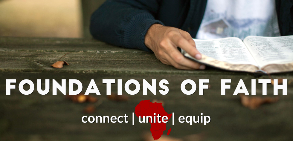 Foundations of Faith Article