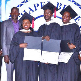 Growing Leaders at Calvary Chapel Bible College Uganda