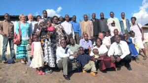 Kibera Dedication