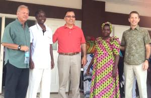 Pastors at the Tanzania Church Leadership Summit