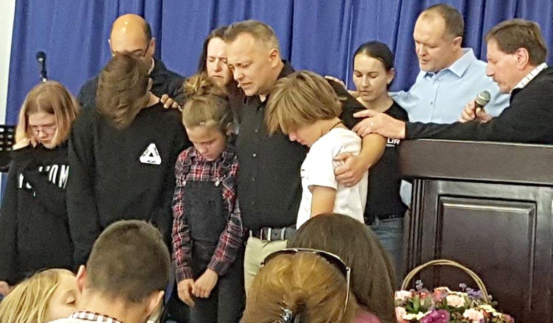 Praying for the Naaktgeborens