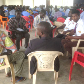 Commitment to Faithfulness in West Africa